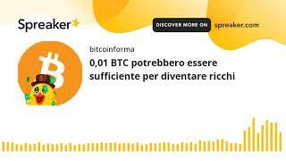 diventare un milionario bitcoin)
