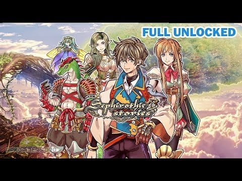 Game RPG Sephirothic Stories Android -- Tyo Yasuo share game - 동영상