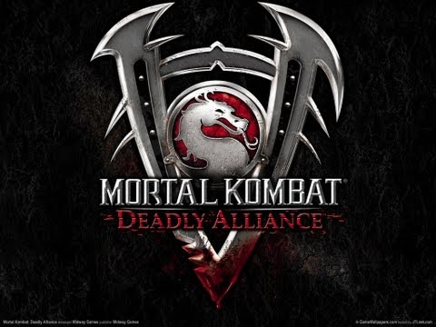 Mortal Kombat Deadly Alliance Full game soundtrack
