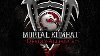 Mortal Kombat Deadly Alliance Full game soundtrack