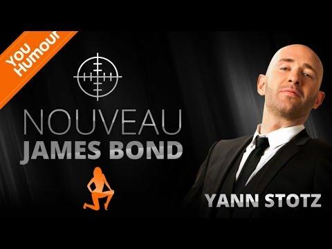 CLAP DE RIRES - James Bond Skyfolle