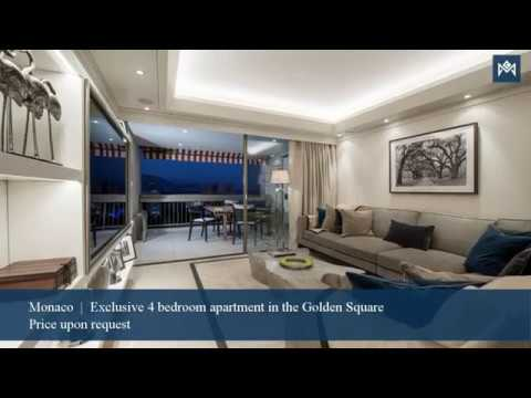 Monaco | Exclusive 4 bedroom apartment in the Golden Square