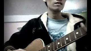 Hướng dẫn chơi Rhythm of the rain [cover guitar by T5Q]