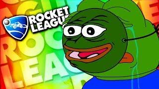 Gambar cover TOXIC AND BAD! - Rocket League
