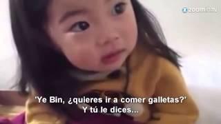 """bella niña coreana le dice """"NO"""""""