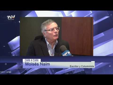 En exclusiva: Moisés Naím, habla sobre la situación en Venezuela