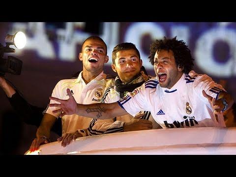 El Real Madrid y la caída de la Copa del Rey