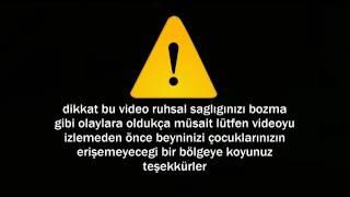 Korku Tüneli Tanıtım Videosu
