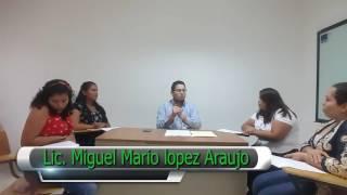 Entrevista Sobre el Delito de Extorsión.