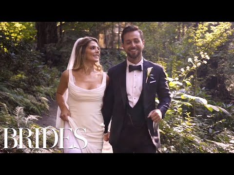 Twilight's Ashley Greene and Paul Khoury's Picture Perfect Wedding  Brides