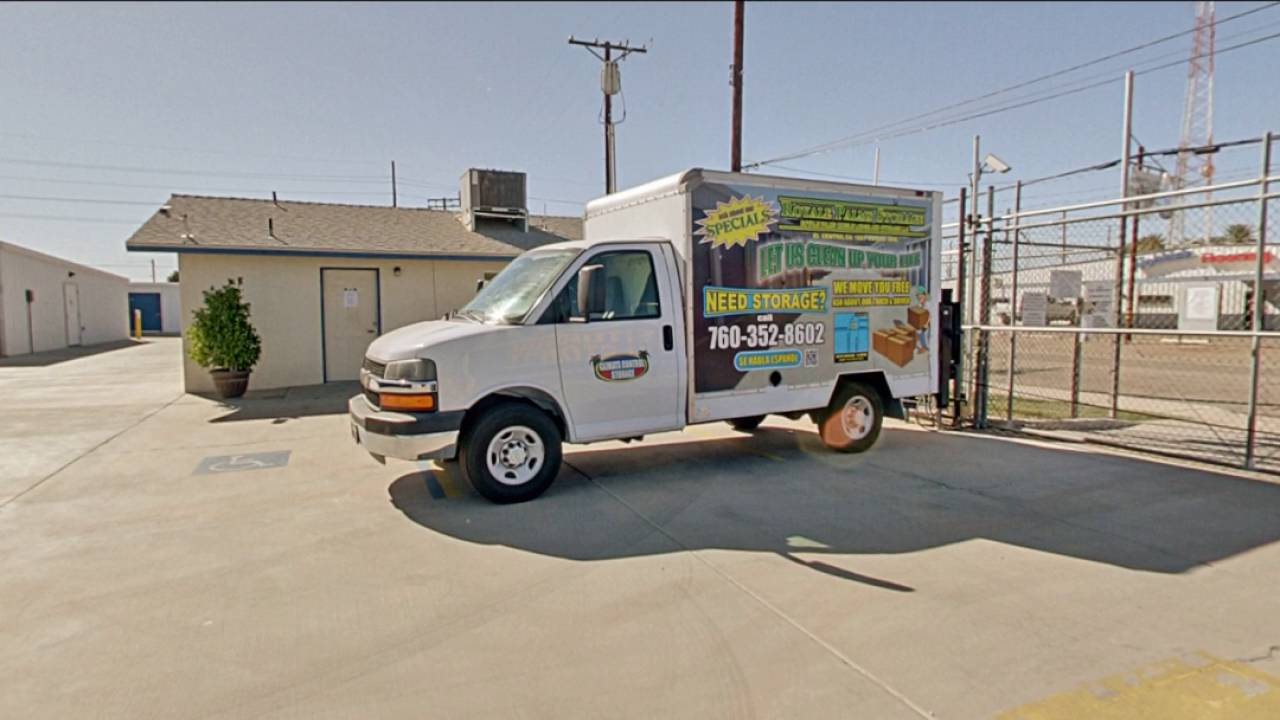 Perfect Royale Palms Storage | El Centro, CA | Self Storage