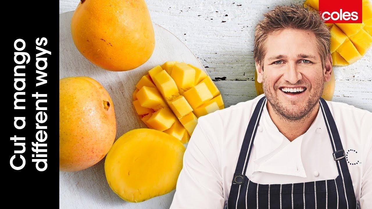 how to cut a mango youtube