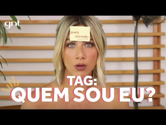 TAG: Quem sou eu? com Giovanna Ewbank | Amores do GIOH no GNT