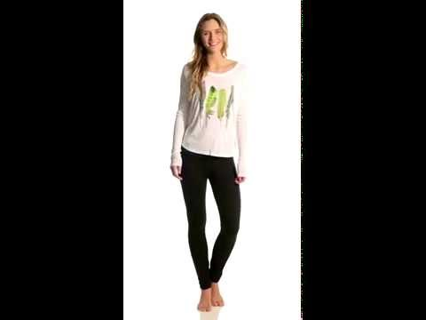 Harvest Feathers Flowy Longsleeve | SwimOutlet.com