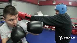 Видеоурок по боксу от Романа Шарифуллина