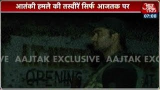 Aajtak Exclusive: First Photos Of Terror Attack At Pathankot Air Force Station, Punjab