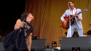 The Last Shadow Puppets - The Meeting Place @ Glastonbury 2016