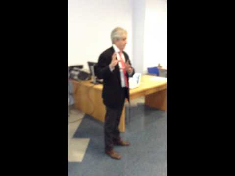 Dr. Daniel Cataldo - Brescia Conference 30-01-2014 - part2