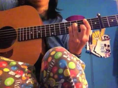 Tori Kelly-First Heartbreak (guitar tutorial)
