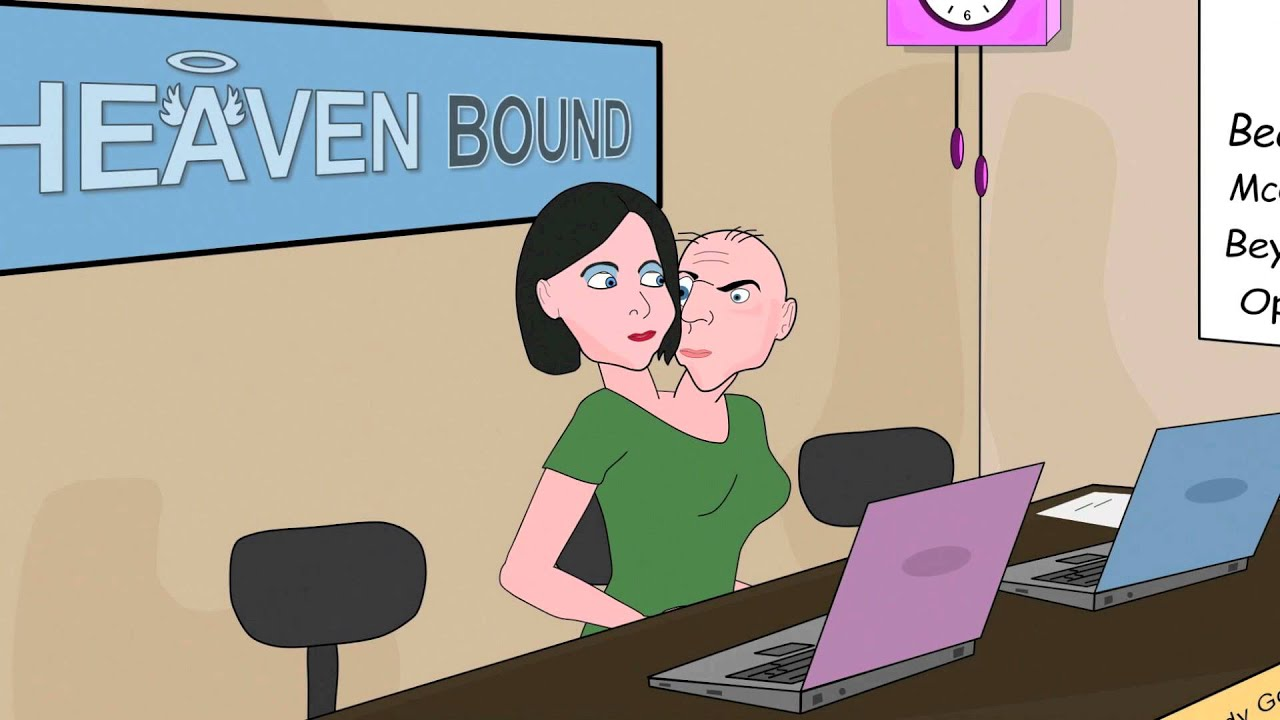 Heaven Bound Part 3, Family Guy, Cartoon Sex, Comedy -8711