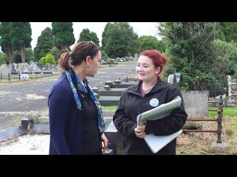 County Down: At Dundonald Cemetery