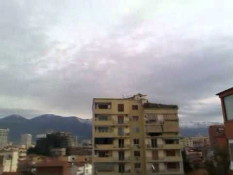 The Weather in Tirana,Albania 11:10
