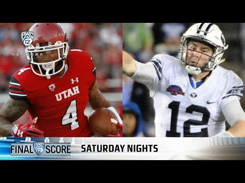 Utah Byu Football Game Preview Youtube