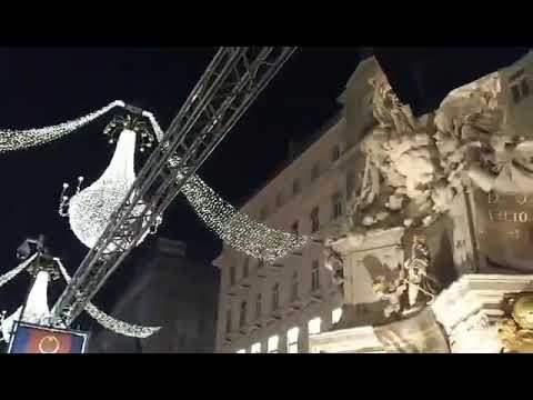 Праздничная Вена, Новый 2020 год
