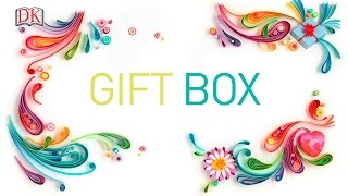 Paper Craft: Gift Box