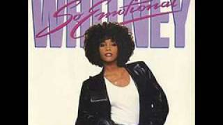 Whitney Houston (1963-2012)- So Emotional