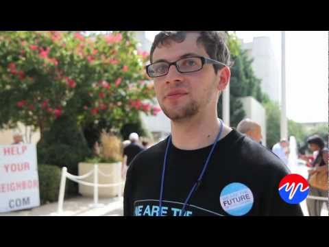 Young Democrats Talk About Voting