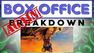 Wonder Woman Wraps Up The Mummy - Box Office Breakdown for June 11th, 2017