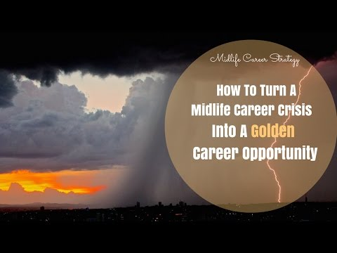 Midlife Career Strategy: Facing A Performance Review, Job Loss or Other Career Crisis