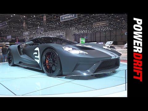 Ford at Geneva Motor Show : PowerDrift