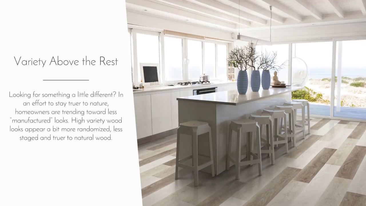 Kitchen Flooring Trends Tile Countertop 2018 Youtube