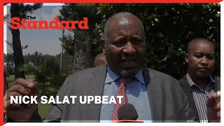 Nick Salat says recent BBI outcome shows how Kenyans will vote for the draft during the referendum,