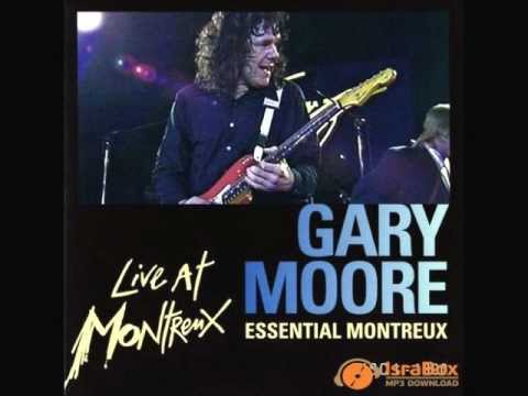 GARY MOORE- The Blues Is Alright (7/7/1990)