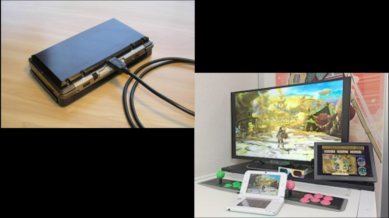 3ds capture card vs 3ds xl capture card youtube. Black Bedroom Furniture Sets. Home Design Ideas