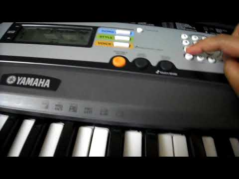 YAMAHA EZ200 keyboard review
