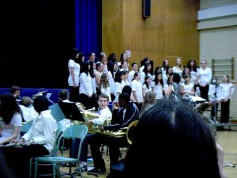 Willowdale Middle School Arts Night 2011 - Kalinka