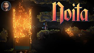 Noita Review | Sandbox of death (Video Game Video Review)