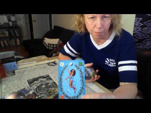Aries tarot - lots of back and forth - Apr 24 - 30 general read