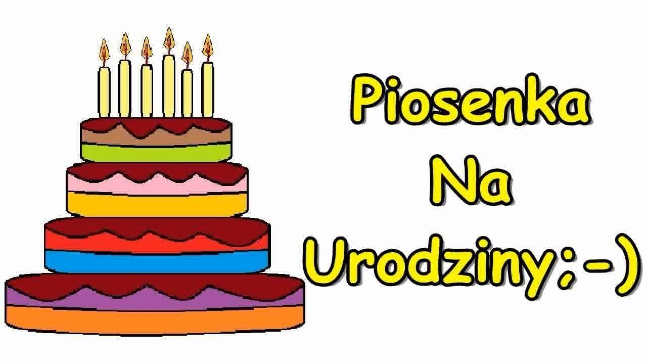 Piosenka Na Urodziny 2019 śmieszne Piosenki Urodzinowe Na Wesoło Zabawne Nowe Polskie Hity Pl