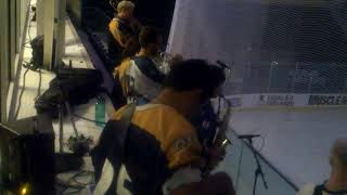 "The Sidewalk Crusaders at Maple Leaf Gardens - ""Celebration"""