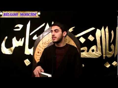 Kerbelayi Agadadas - imamet behsi 8...