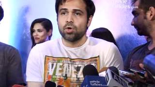 Emraan Hashmi, Esha Gupta And Kunal Deshmukh At The