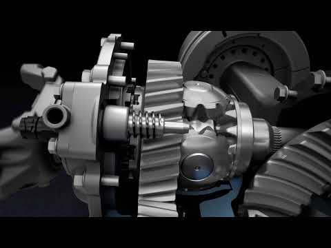 Differential Locks Inter Axle Training Video