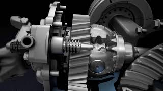 Differential Locks + Inter-axle - Training Video