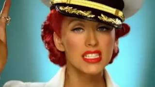 Christina Aguilera Candyman Official Music Video