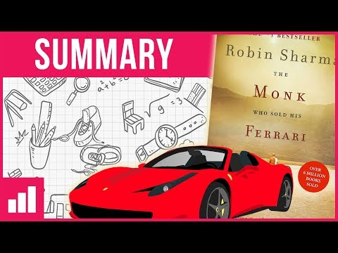 The Monk Who Sold His Ferrari ► Book Summary
